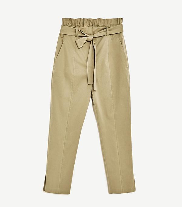 best zara summer pants