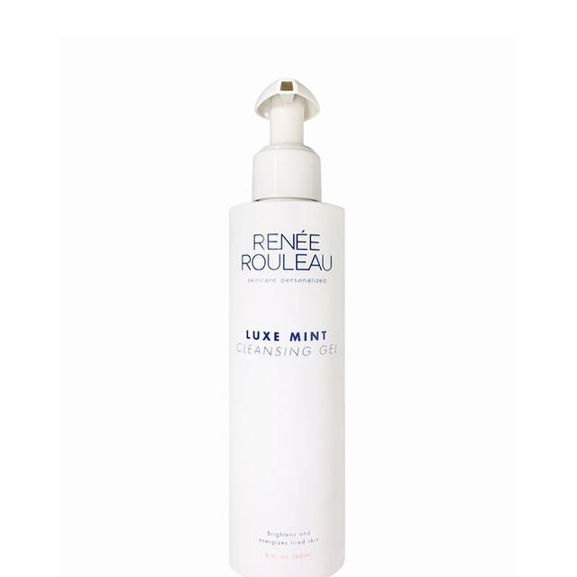 Renee Rouleau Cleansing Gel - how to get glowing skin