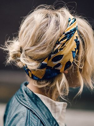 Allow Us to Reintroduce You to These Hair Accessories