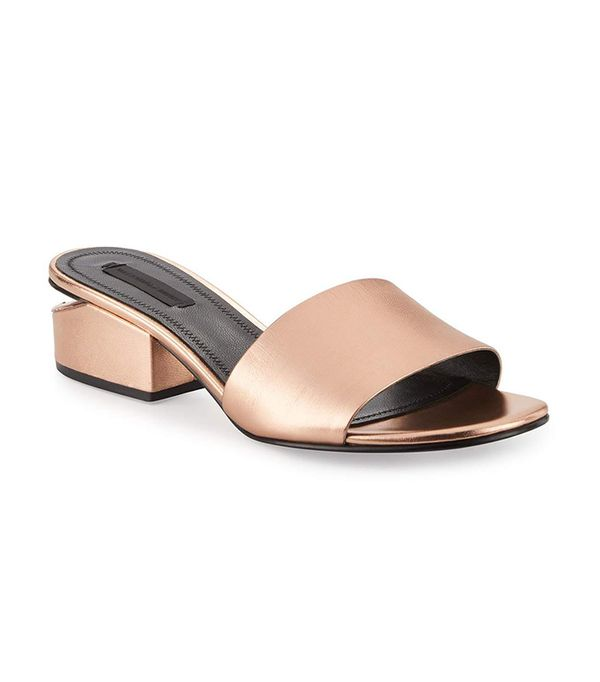 best rose gold shoes