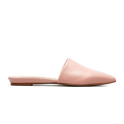 The Pointed Slide in Rose