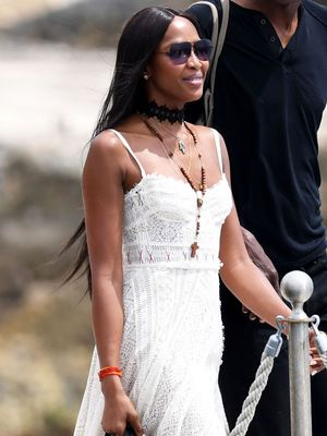 Naomi Campbell in Cannes Is Our Summer Style Muse