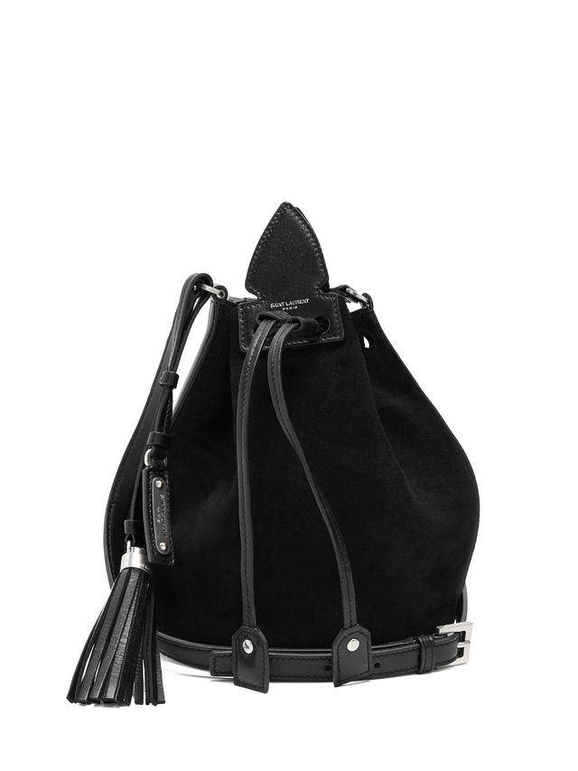 Saint Laurent Anja Bucket Bag