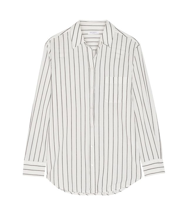 Equipment Kenton Striped Shirt
