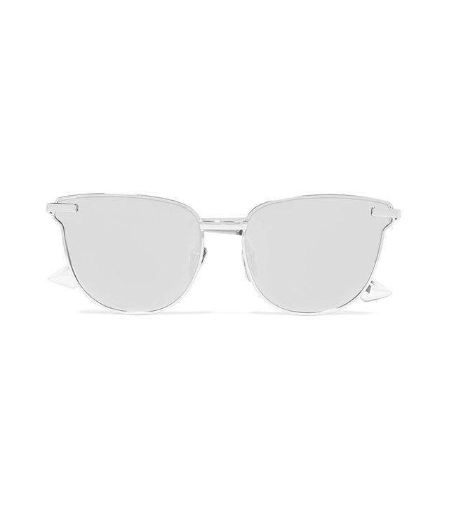 Le Specs Pharoah Cat-Eye Sunglasses