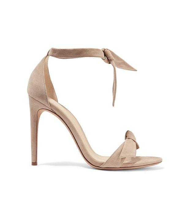 Alexandre Birman Clarita Bow Sandals