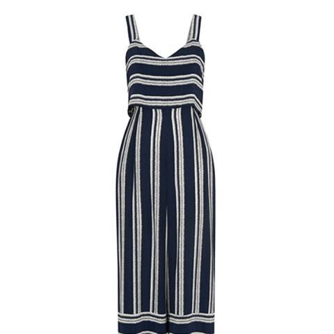 Lucy Stripe Jumpsuit