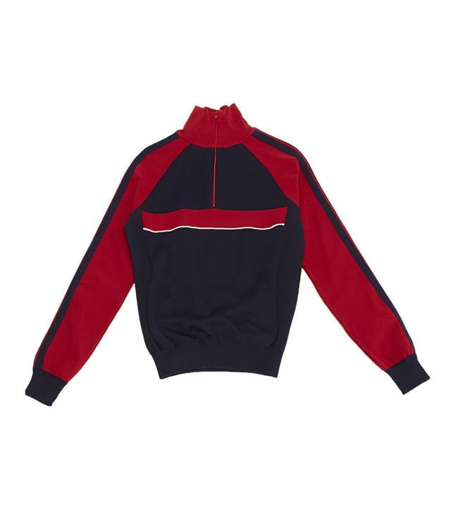 Chloé Silk Sweatshirt