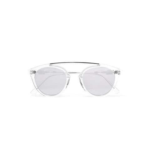 Flower 22 Aviator-Style Acetate Sunglasses