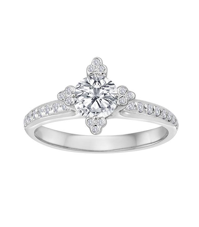 Forevermark Tree of Love Ring