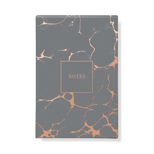 Gray Marble Notepad
