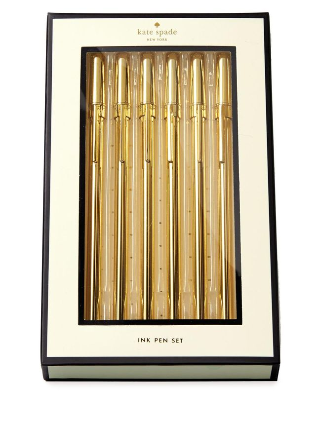 Strike Gold Pen Set/Set of 6