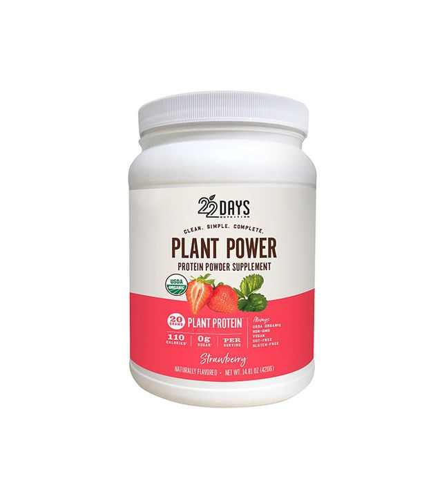 22 Days Nutrition Strawberry Protein Powder
