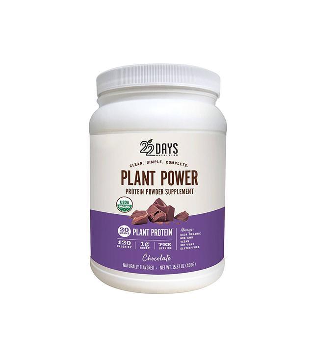 22 Days Nutrition Chocolate Protein Powder