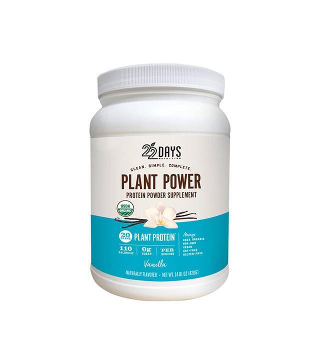 22 Days Nutrition Vanilla Protein Powder