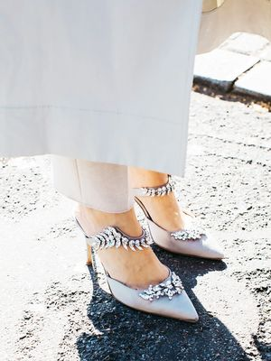 The One Shoe Style Brides Should Avoid (and What to Wear Instead)