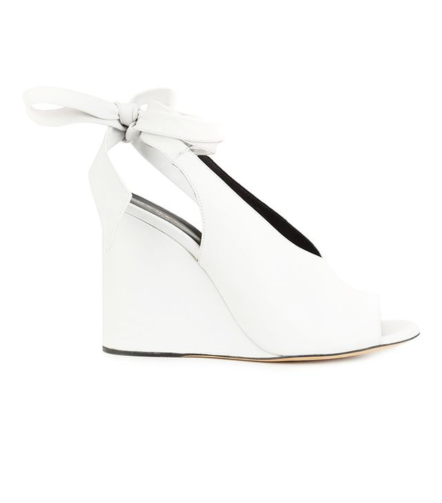 Derek Lam Maude Open Toe Wedge Sandals
