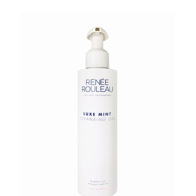 Renee Rouleau Cleansing Gel - how to get glowing skin