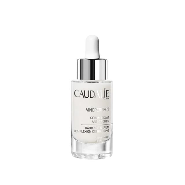 Caudalie Serum - how to get glowing skin