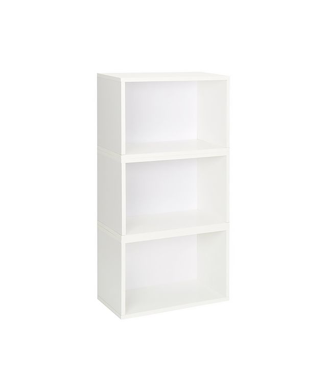 Way Basics Stackable Rectangle Shelf