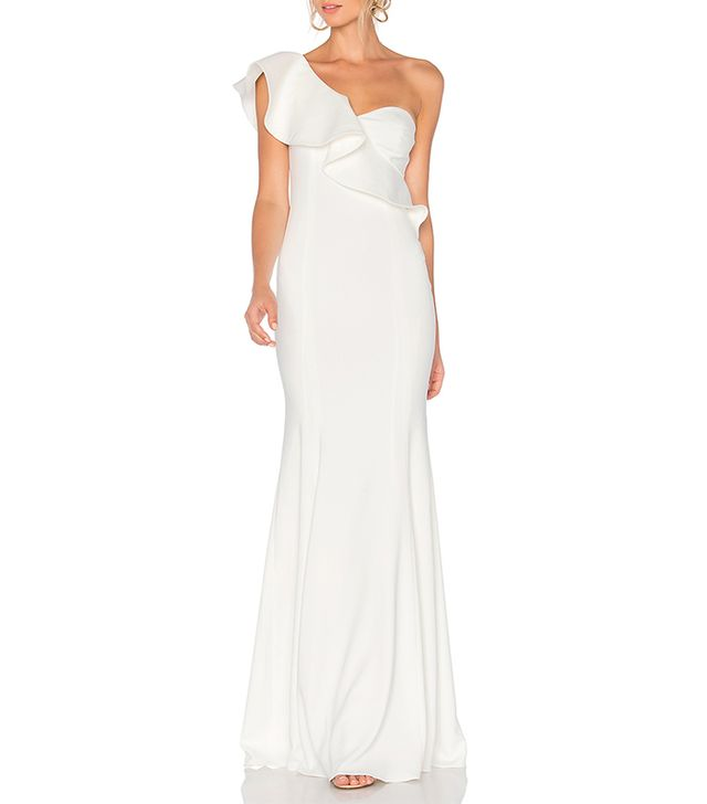 Jay Godfrey Bolt Gown