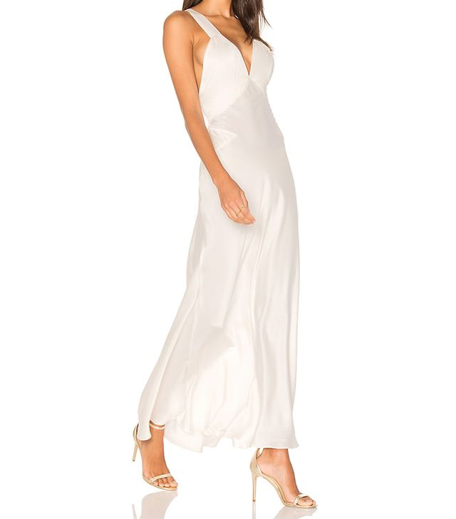 Majorelle Brook Maxi Dress