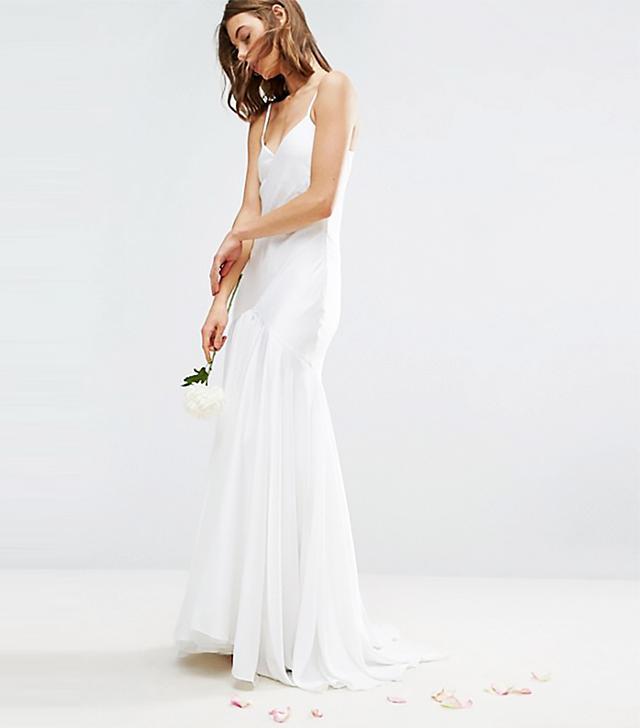 Simple Wedding Dresses Asos: Millennial Wedding Trends