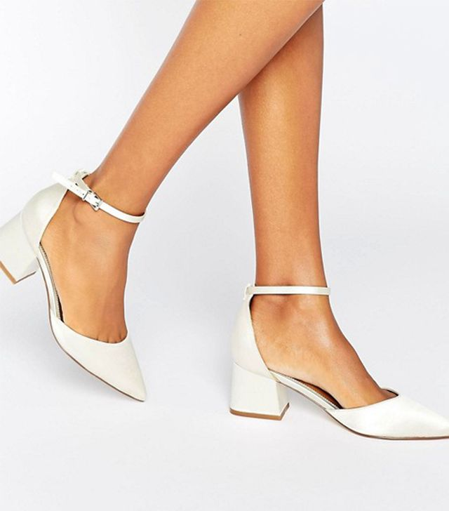 ASOS Starling Bridal Pointed Heels