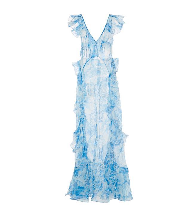 Oh My Goddess Voulant Dress