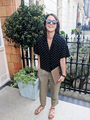 Heatwave, Schmeatwave: What Our Editors Actually Wore to the Office Today