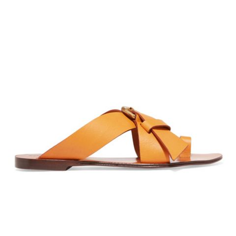 Nils Leather Sandals