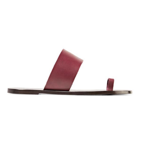 Best sandals: ATP Leather sandals
