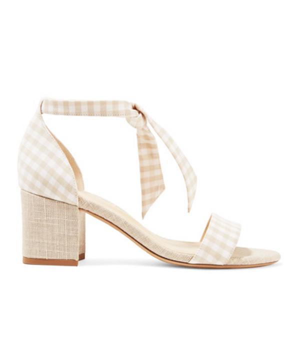 Best sandals: Alexandre Birman block sandals