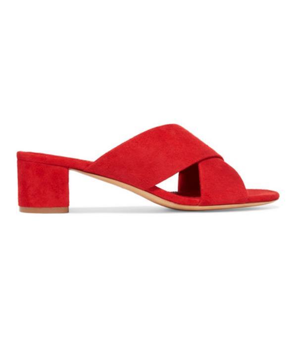Best sandals: Mansur Gavriels