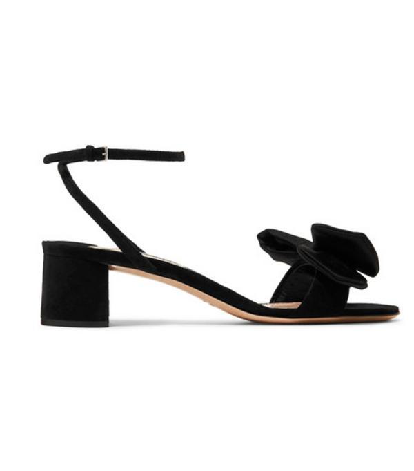 Best sandals: Miu Miu block sandals
