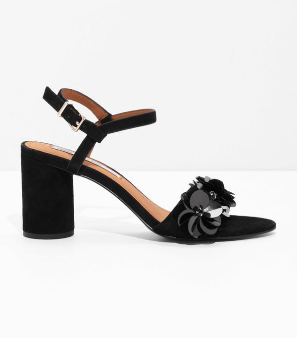 Best sandals: & Other Stories block sandals