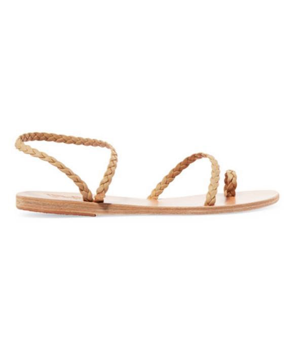 Best sandals: Ancient Greeks