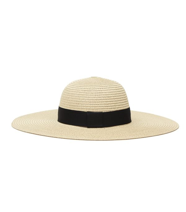 Kendall Jenner's Cannes Vacation Style: Reiss Aramis Sun hat