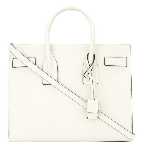 Sac De Jour small grained leather tote