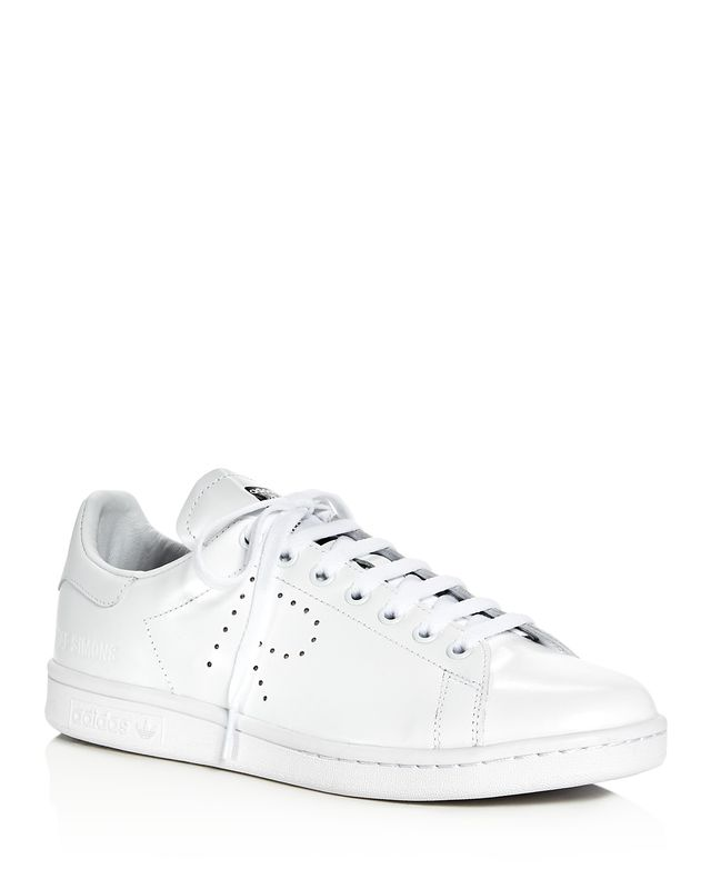 Raf Simmons for Adidas Women's Lace-Up Stan Smith Sneakers