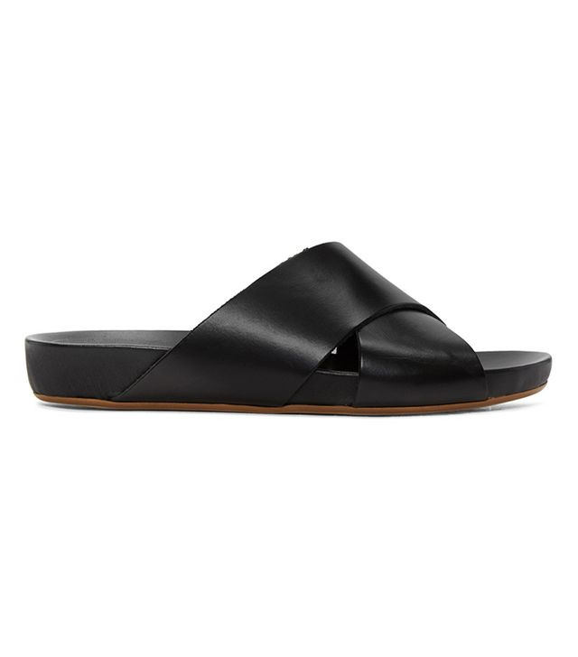ATP Atelier Black Doris Sandals
