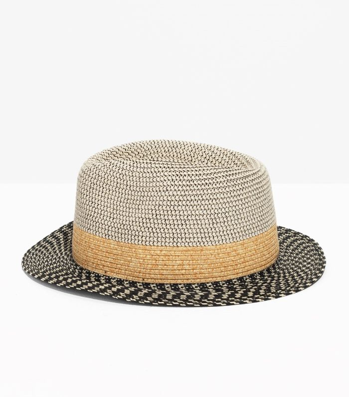 Best high street summer shopping: & Other Stories Straw Fedora Hat