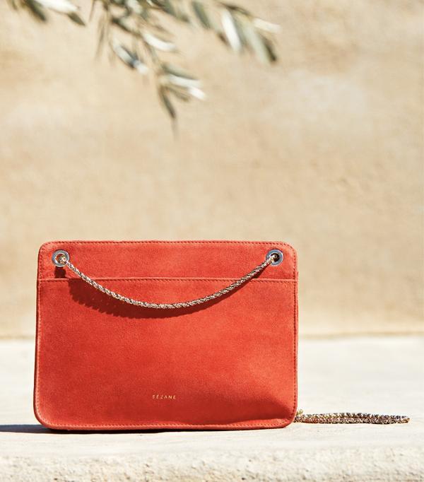Heatwave Fashion: Sezane Abelle Bag