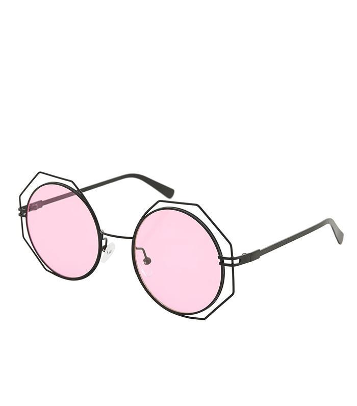 moda designerska Nowy Jork świetna jakość Tinted Sunglasses Trend | Who What Wear