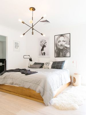 And Now, Here's a Look Inside the Coolest Bedrooms on Pinterest