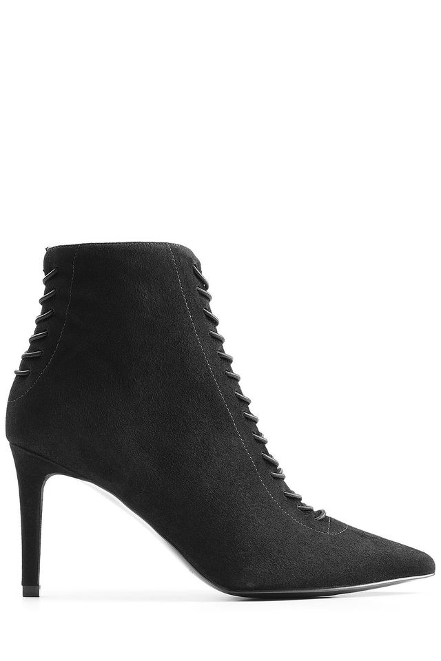 Kendall+Kylie Suede Ankle Boots