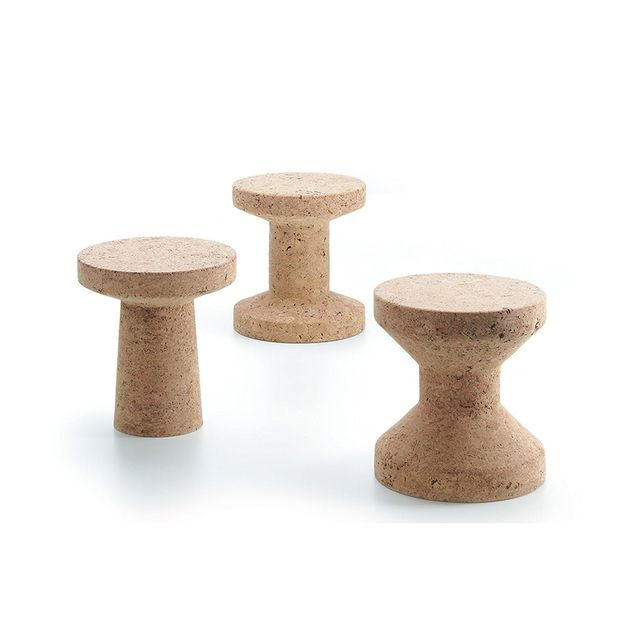 Vitra by Jasper Morrison Cork Family Side Table