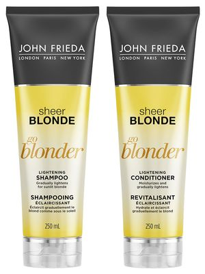 Your Blond Hair Is About to Get Brighter