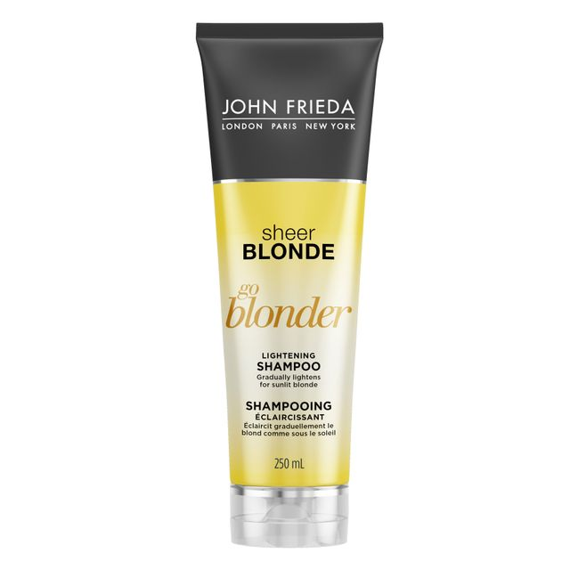 John Frieda Sheer Blonde® Go Blonder® Lightening Shampoo