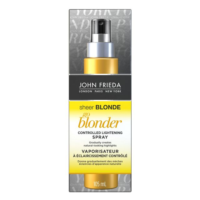 John Frieda Sheer Blonde® Go Blonder® Controlled Lightening Spray